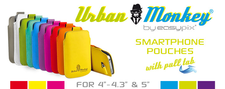 Urban Monkey Pouches